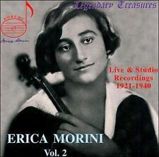Erica Morini 2, New Music