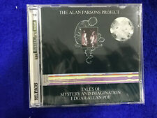 THE ALAN PARSONS PROJECT CD TALES OF MYSTERY AND IMAGINATION EDGAR ALLAN POE
