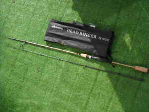 Okuma Dead Ringer 7ft Spinning Lure Dropshot Fishing Rod