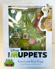 NEW Diamond Select Toys Disney The Muppets KERMIT and MISS PIGGY Action Figures