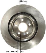 Disc Brake Rotor-Hybrid Rear Bendix PRT6159