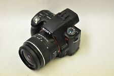 Sony x55 DSLR w/DT 18-55mm 3.5-5.6 SAM lens, battery, charger and others. NOS