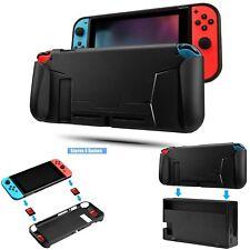 Pour Nintendo Switch Console Joy-Con Controller TPU Étui Coque Housse Case Cover