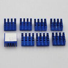 8pcs Dissipatore Controller Shim Pad Termico CPU Dissipatori di calore GPU VGA dispersore di memoria