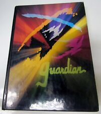1987 Sharpstown High School Yearbook - Houston, TX. / GUARDIAN  ***LQQK***