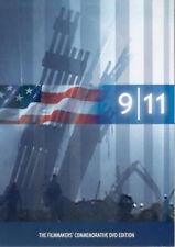 9/11 DVD Nine Eleven Sep Documentary New York Firefighter Tony Bentaos New UK R2
