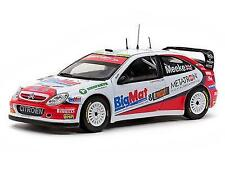 CITROEN XSARA WRC #8 KRIS MEEKE BETTEGA MEMORIAL RALLYSPRINT BOL SunStar BIANCO