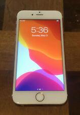 Apple iPhone 6s - 64GB - Rose Gold (Unlocked) A1633 (CDMA   GSM)