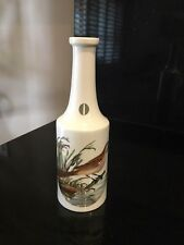 "Vintage Portmeirion ""Birds Of Britain"" by E.Donovan Vinegar Oil Cruet Bottle"