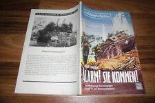 SOLDATENGESCHICHTEN 86 / 1960 -- ALARM SIE KOMMEN / US-Sturmtruppen an Normandie