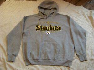 NFL Pittsburgh Steelers Hoodie - Size L