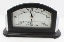 Bulova B6219 Unisex Bluetooth Enabled Speaker System Mantle Nightstand Clock