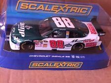Scalextric Rare C2895 Chevy Impala #88 Nascar Dale Earnhardt Jr