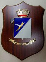 """Crest """"REGGIMENTO LOGISTICO - BRIGATA PARACADUTISTI FOLGORE"""" - (Ex """"6° RE.MA."""")"""