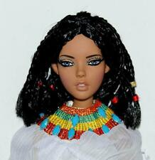 "Aahmas Deja Vu 2015 Doll Tonner 16"" NRFB Ltd 300 Gorgeous headpiece Egyptian"