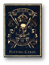 Rugby Playing Cards Ralph Lauren by USPC Bicycle Poker Spielkarten