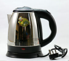 PGT-Next Electric Kettle Stainless Steel Queen 1.5 Ltr Auto Switch On/off