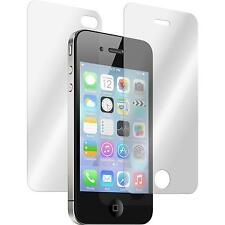 2 x Apple iPhone 4S Protection Film Tempered Glass Fullbody clear