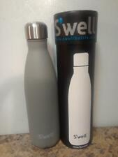 Swell Vacuum Insulated Stainless Steel Water Bottle 17 oz  SMOKEY QUARTZ