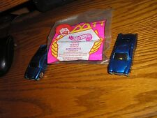 Lot of 3 Hot Wheels McD McDonld's Happy Meal toys Led Shed Hot Rod Lowriders