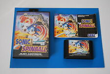 Sonic Spinball pour Megadrive