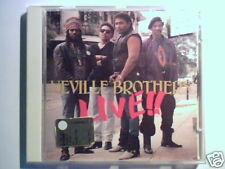 NEVILLE BROTHERS Live!! cd ep SAM COOKE