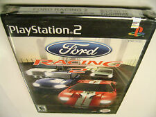 Ford Racing 2 (Sony PlayStation 2) BRAND NEW FACTORY SEALED