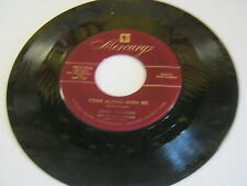 Sarah Vaughan It's Easy To Remember/Come Along With Me 45 RPM