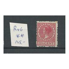 Nederland  R46  Roltanding  MNH/postfris  CV  144 €