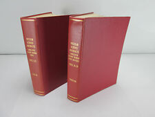 Nuclear Science Abstracts Books Volume 1-15 & 16-20 1947-61 1962-66 US Atomic L