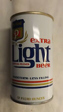 Vintage Peter Hand Extra Light Beer Can Steel abc