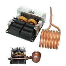 1000W Low ZVS High Frequency Induction Heating Board Modul Coil Machine 20A