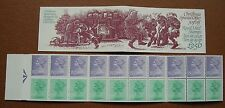 1982 Gb Folded Booklet 'Christmas ' Fx5