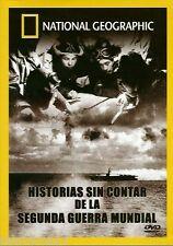 Historias sin contar de la Segunda Guerra Mundial new dvd