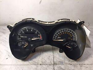 ✅ 2000-2003 Pontiac Grand Am GT Instrument Speedometer Gauge Cluster