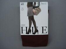 NWT Hue Women's Opaque Tights 1 Pair Size 2 Nutmeg #782K