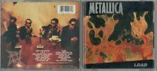CD de musique hard rock Metallica