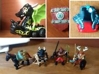 Imaginext Fisher Price DRAGON + Figures + Accessories 112720