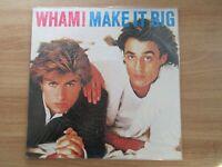 Wham – Make It Big Rare Korea Orig LP SEALED NEW