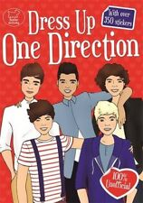 (Good)-Dress Up One Direction (Sticker Activity) (Paperback)--1780551622