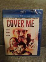 Cover Me (Bluray + Dvd) 2020, Same day Shipping read Danny Trejo,Jules Willcox