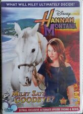 Disney Hannah Montana: Miley Says Goodbye DVD 2010 Miley Cyrus, Emily Osment