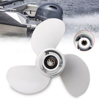 8 1/2 x 8 1/2 Aluminum Propeller For Yamaha Ship Equipment 6-8HP