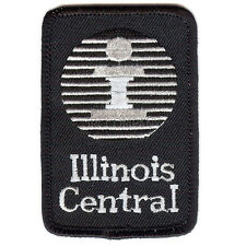 Patch- ILLINOIS CENTRAL (New Design) (IC) # 22221  -NEW- Free Shipping