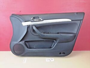 2004-2008 Acura TSX Door Trim Panel Front Right Passenger Interior OEM
