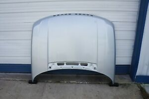 06-2012 range land rover hse l322 hood bonnet silver LOCAL PICKUP ONLY