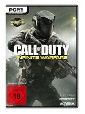PC Spiel Call of Duty: Infinite Warfare D1 mit Terminal Map DVD Versand NEUWARE
