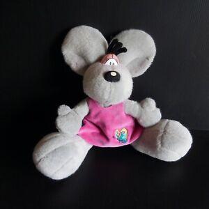 Peluche souris DIDDLINA jouet enfant adulte vintage déco collection maison N5167