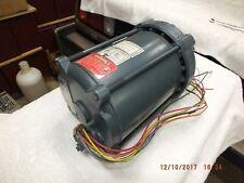 GE 1/3 HP explosion proof hazardous location motor 115/230 vac, REVERSIBLE