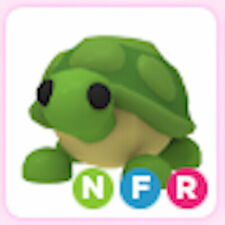 ⭐️Neon Fly Ride NFR Turtle Adopt me pet Roblox⭐️